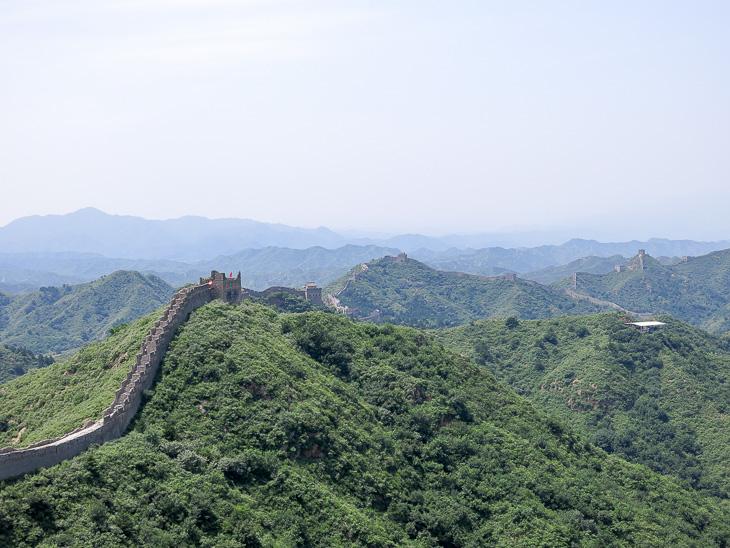 Beijing China Chinese Wall Jinshanling