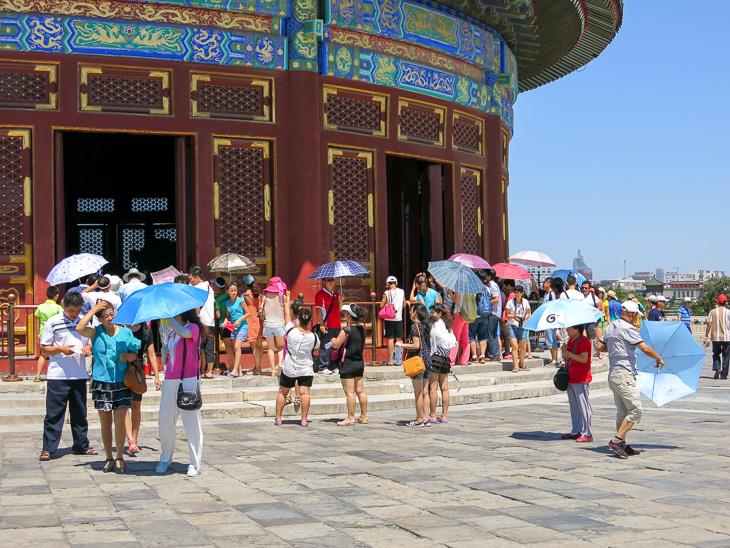 Beijing China Temple of Heaven Park