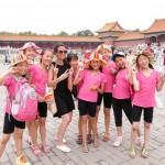 Beijing China Forbidden City