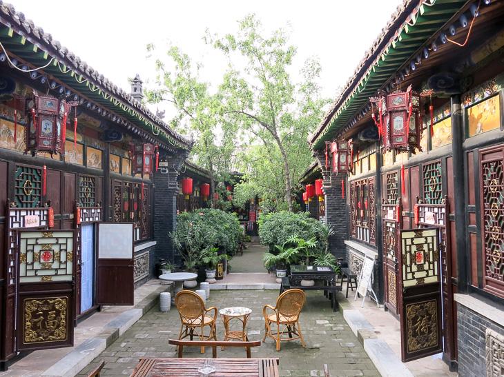 China Travel Train Pingyao Cheng Jia Hotel