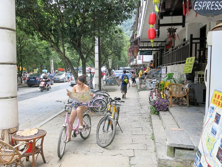 China Travel Yangshuo Hong Kong