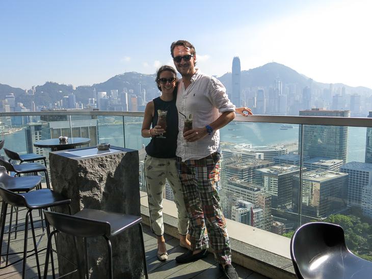 China Travel Hong Kong Skyline Wooloomooloo