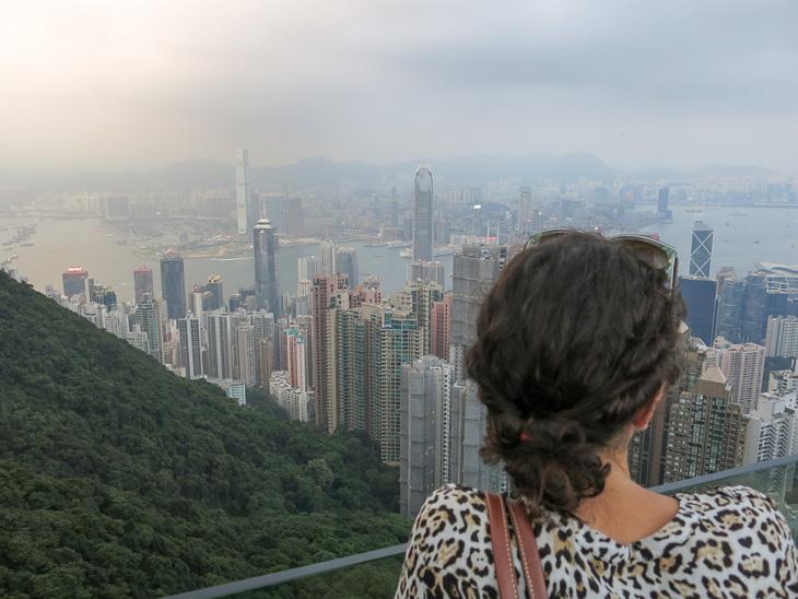 China Travel Hong Kong Victoria Peak