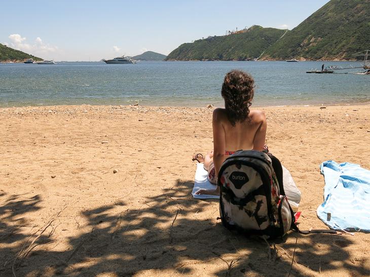 China Travel Hong Kong deep Water Bay