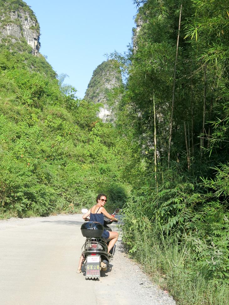 China Travel Yangshuo Karst Peaks