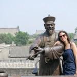 China Travel Train Pingyao