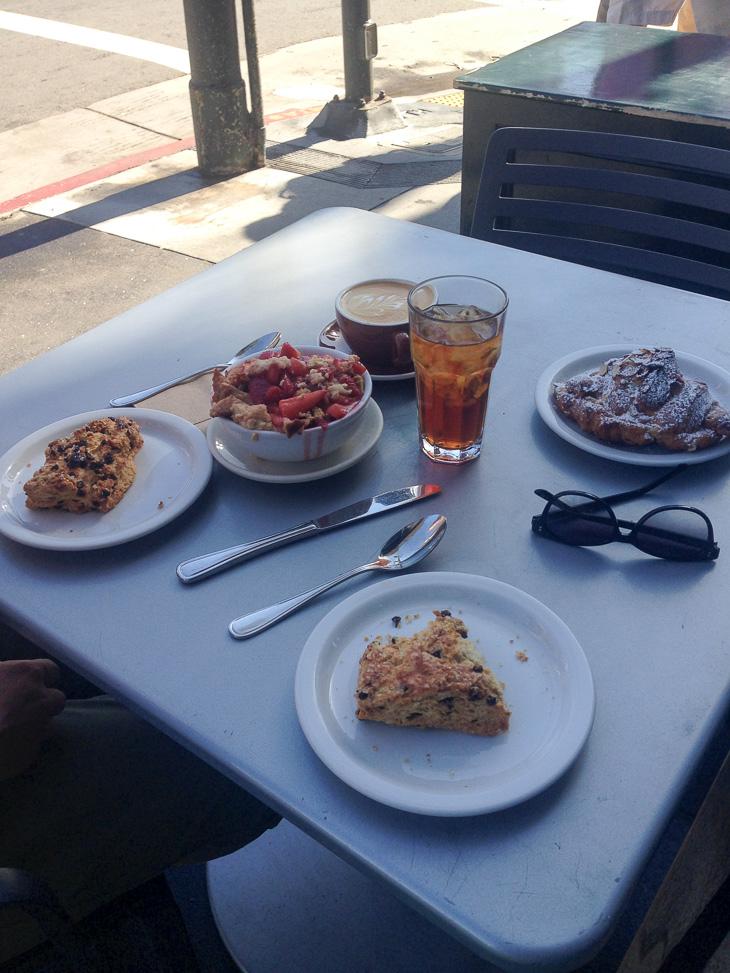 San Francisco Tartine Bakery