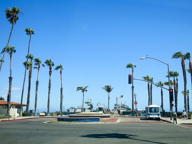USA California Pacific Coast Highway Road Trip Santa Barbara