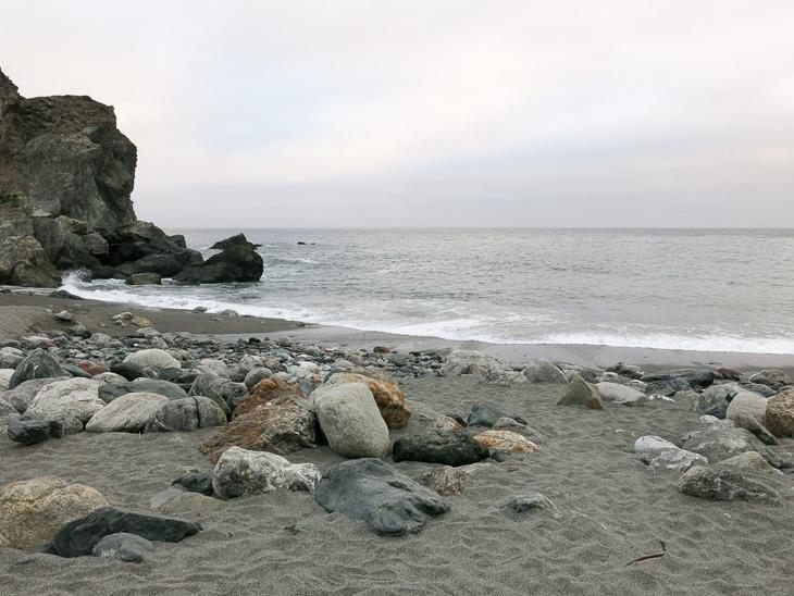 USA California Pacific Coast Highway Road Trip Big Sur