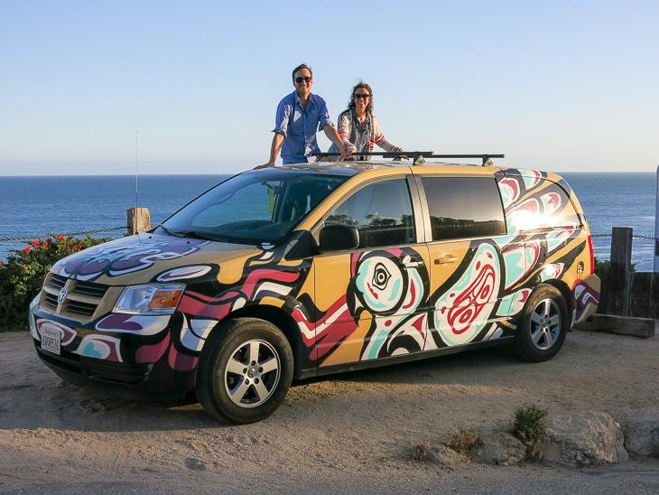 USA California Pacific Coast Highway Road Trip Malibu Los Angeles