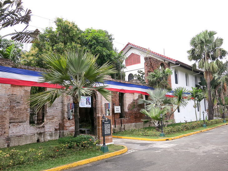 Manila Intramuros Rizal museum