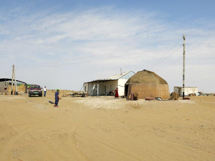 Yerbent Turkmenistan