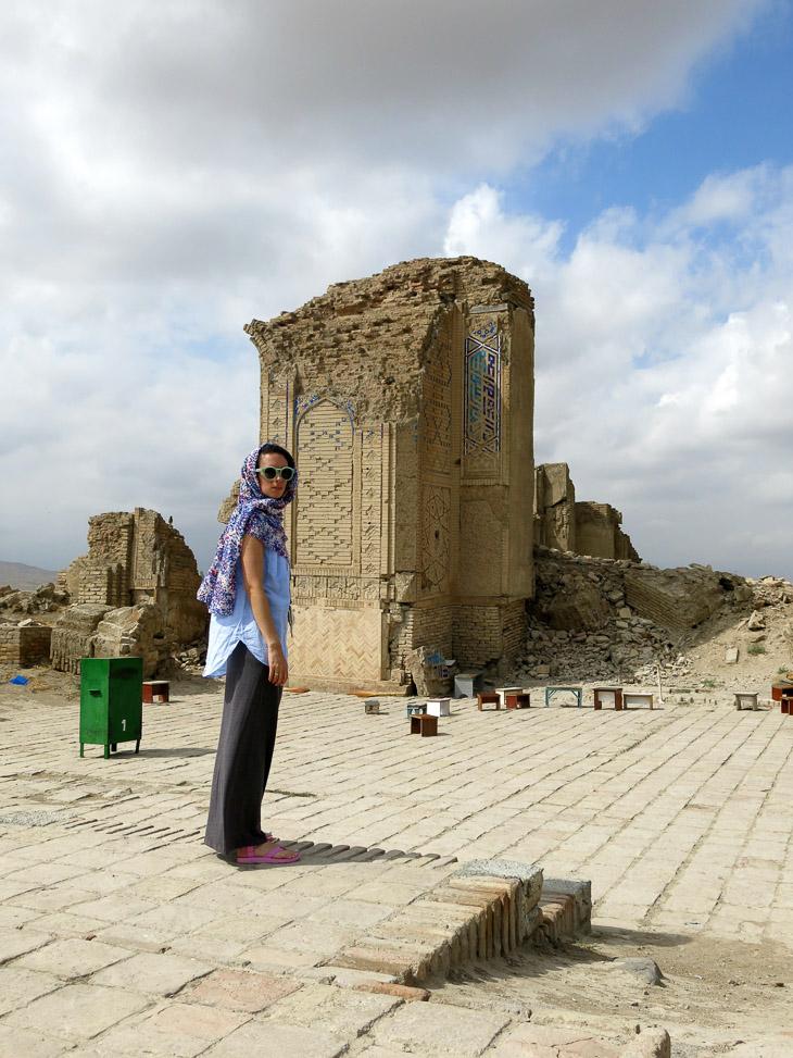 Seyit Jemalettdin mosque Turkmenistan