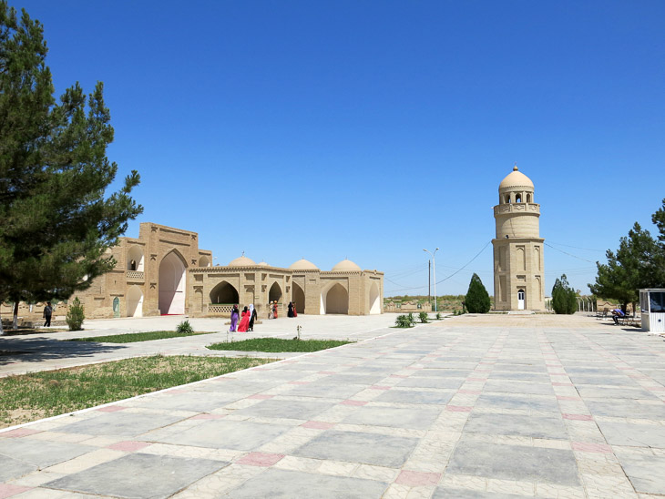 Mausoleum of Hodja Yusup Hamadani Merw Turkmenistan