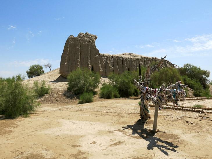 Merw Turkmenistan Kyz Kala