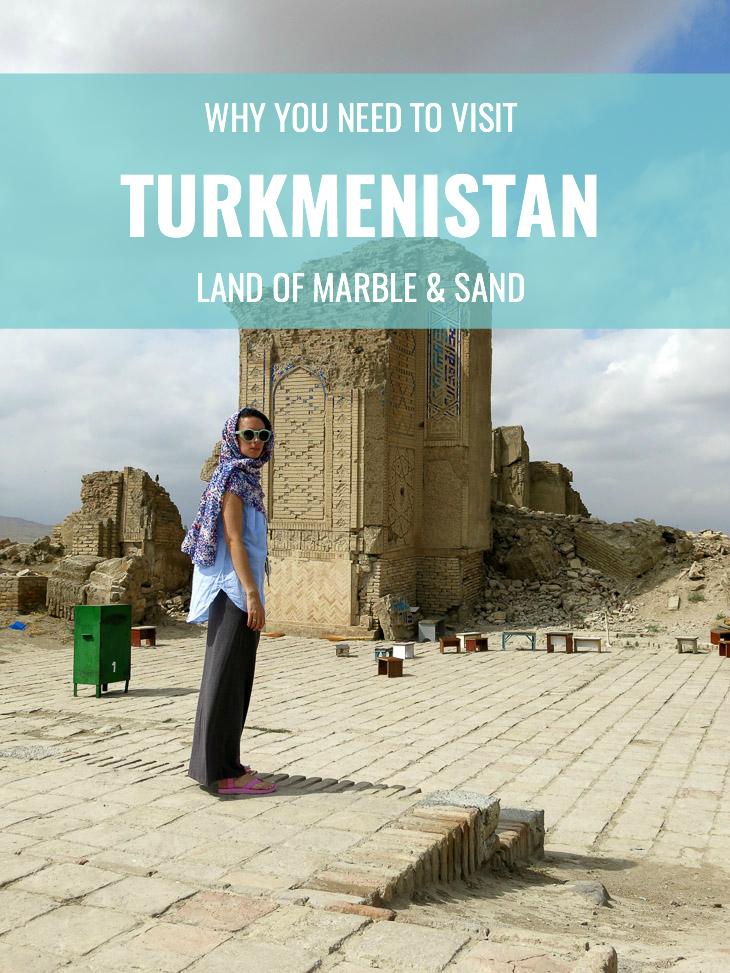 Turkmenistan Travel Silk Road Central Asia Bucket List Adventure