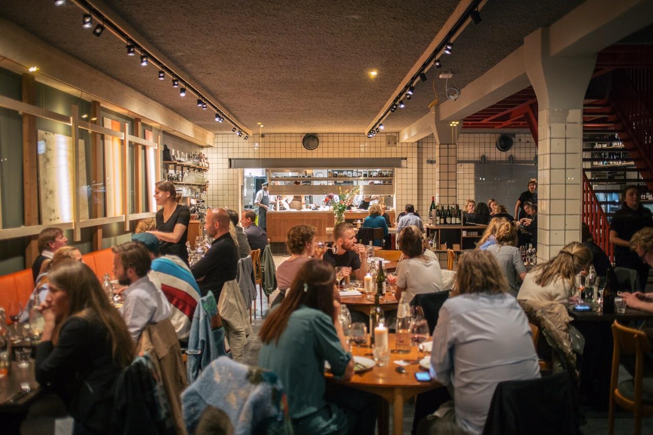 Snapshots from Restaurant Choux
