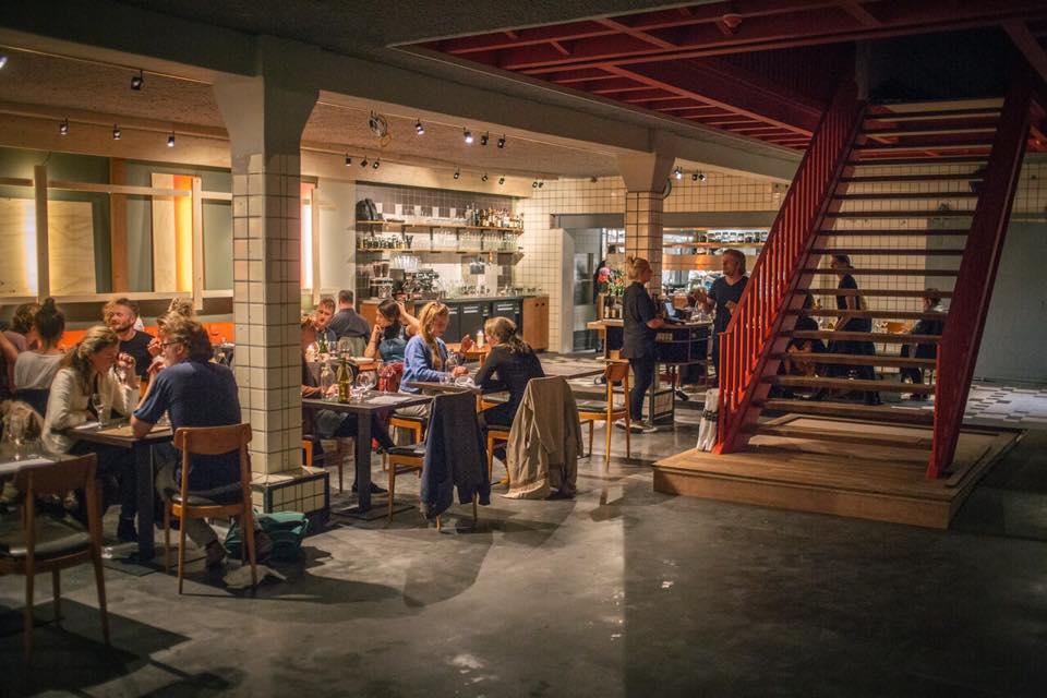 Choux Restaurant Amsterdam Food