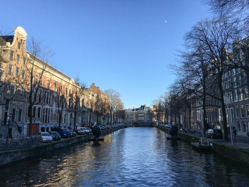 Amsterdam Staycation Grachten Canals