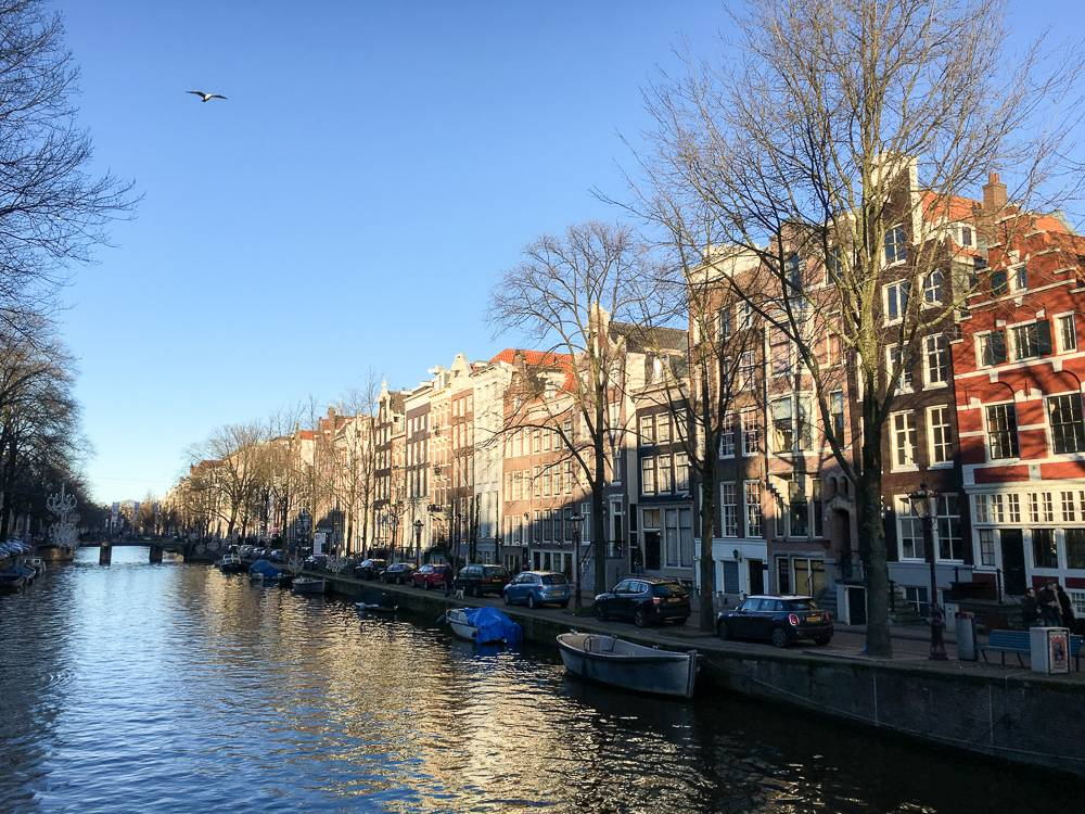 Snapshots From Our Amsterdam Staycation