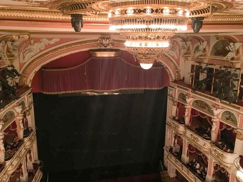 Wroclaw Poland Opera Ballet