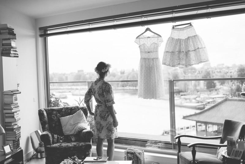 Wedding Dress Amsterdam Bruiloft Laura Dols Vintage