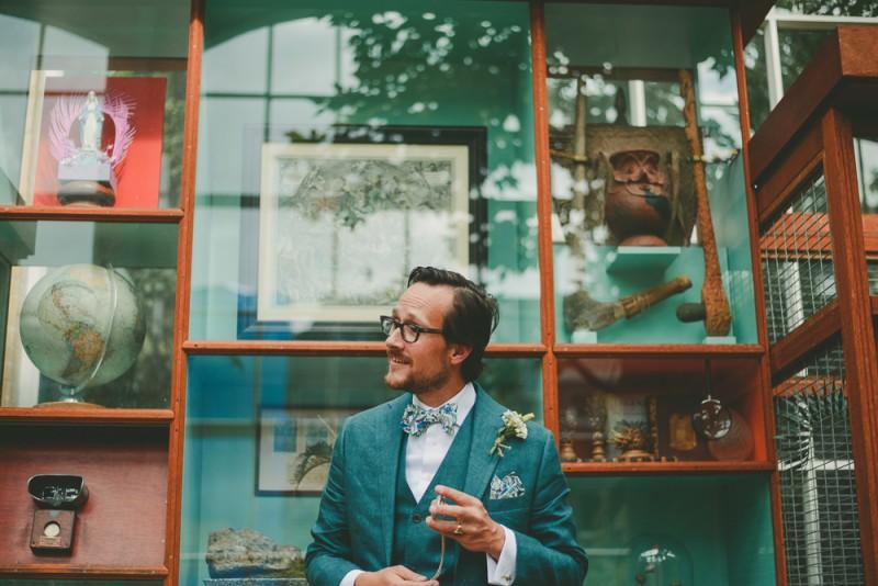 Wedding Amsterdam Bruiloft New Tailor Suits