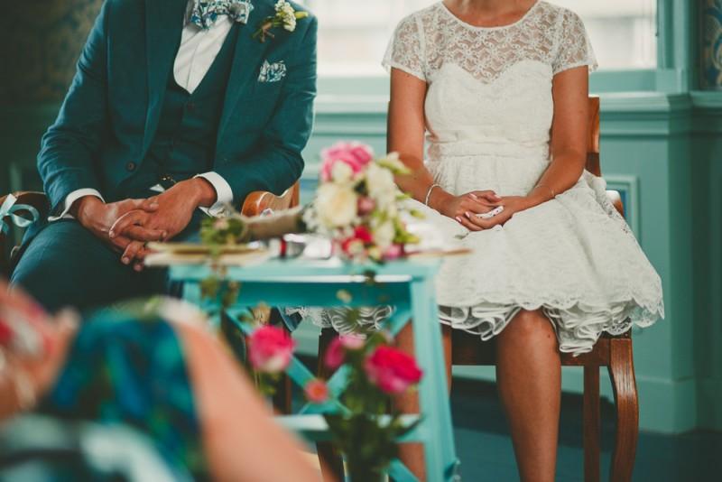 Wedding Ceremony Amsterdam Bruiloft Gemeenlandshuis