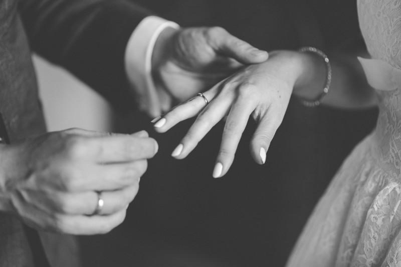 Wedding Ring Amsterdam Bruiloft Fairmined Gold