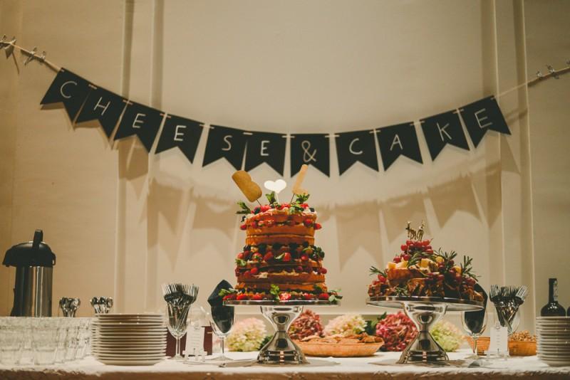 Wedding Cake Amsterdam Bruiloft Gemeenlandshuis