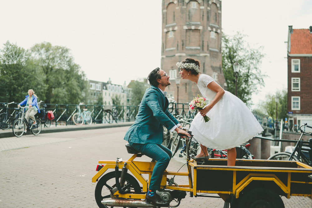 Wedding Amsterdam Bruiloft