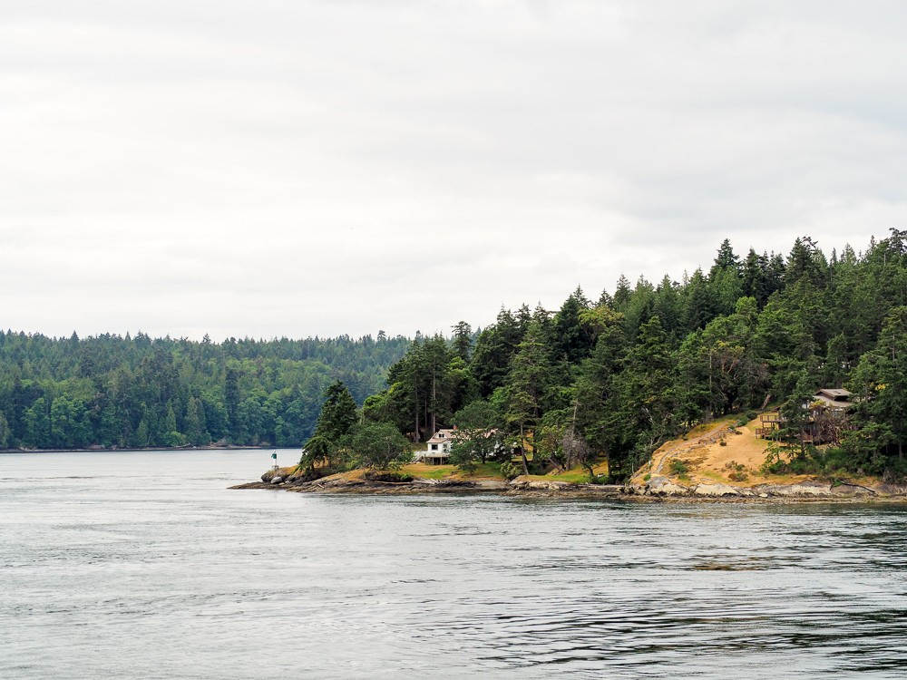 Canada Victoria Vancouver Island Road Trip