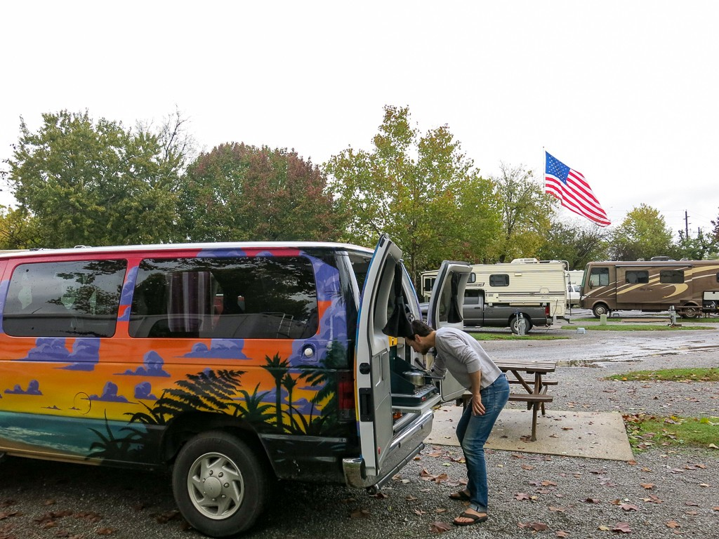Nashville Tennessee Music City Country Road Trip Campervan