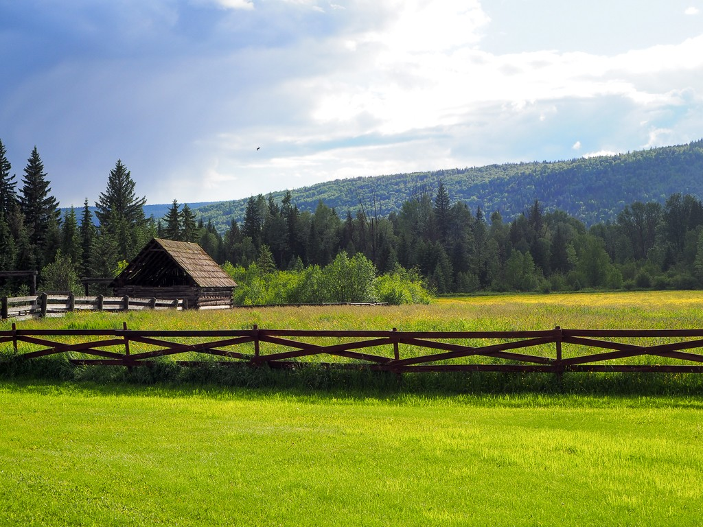 Canada, Wells Gray, Guest ranch, British Columbia, Travel, Road Trip
