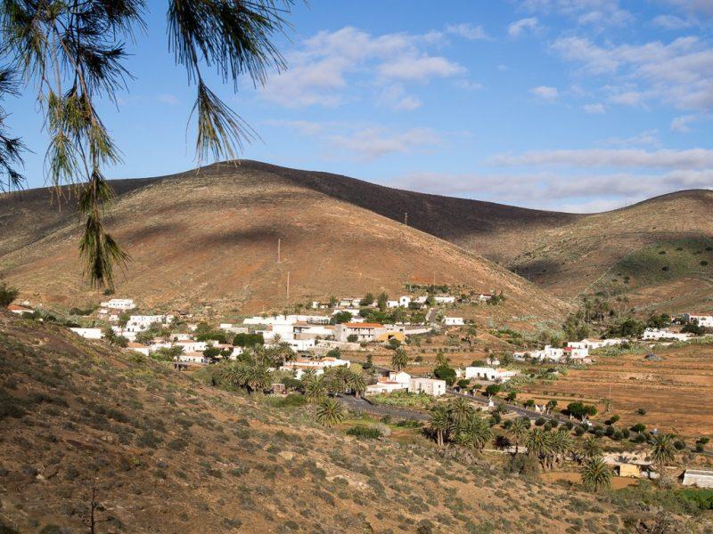 Fuerteventura surfing travel canary islands Betancuria