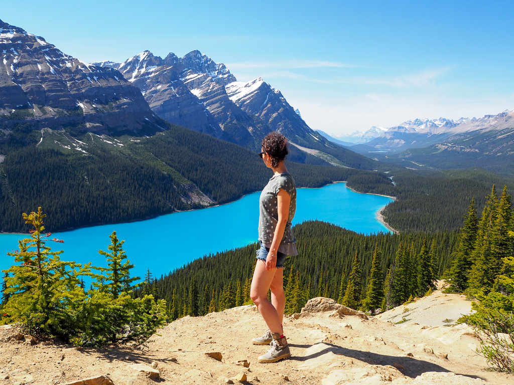 Why I Left My Heart In The Canadian Rocky Mountains