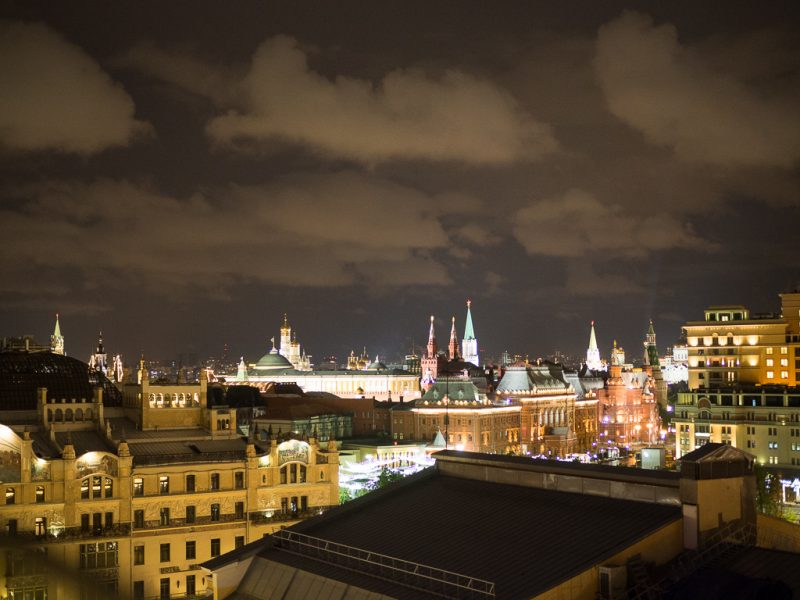 Moscow Russia Travel Weekend Red Square Rooftop Ararat Hotel Hyatt