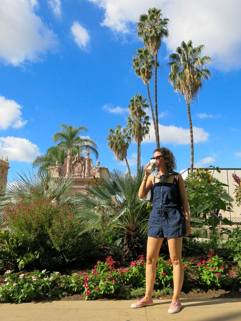 Travel San Diego California USA Balboa Park