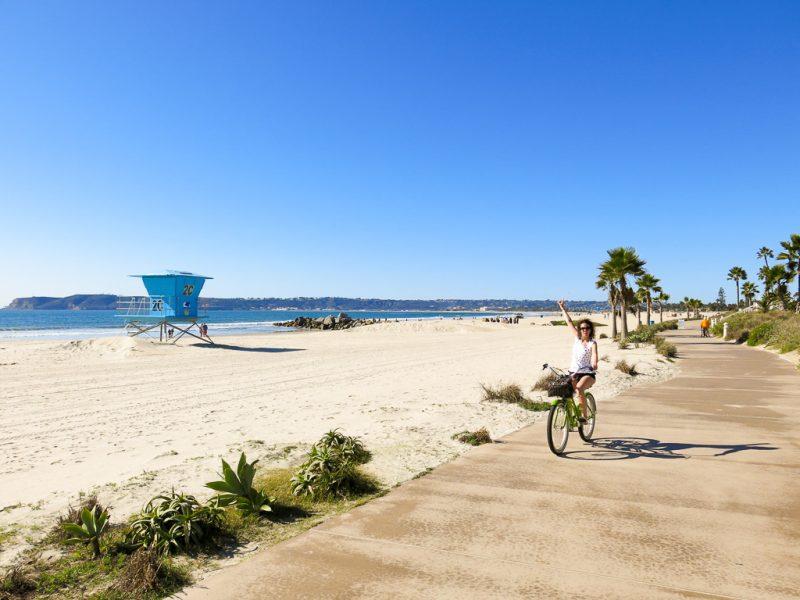 Travel San Diego California USA Coronado Island