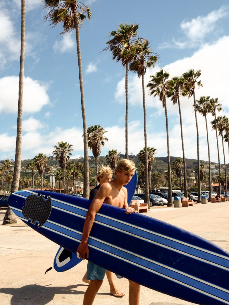 Travel San Diego California USA
