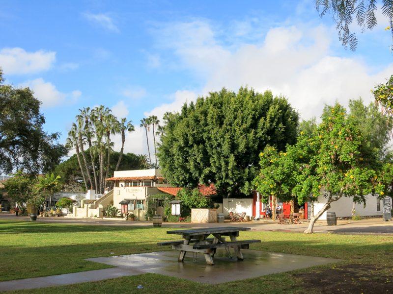 Travel San Diego California USA Old Town