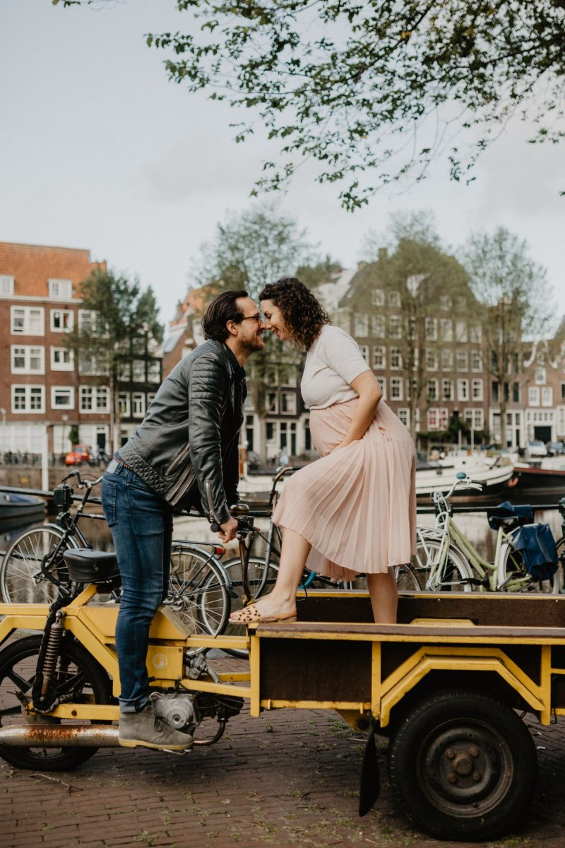 Pregnancy Shoot Amsterdam Silvia Falcomer