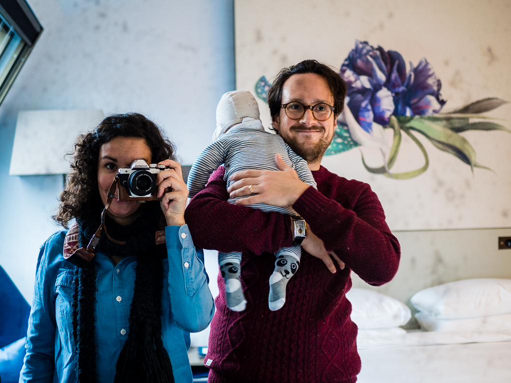 Baby's First Vacay: An Amsterdam Staycation