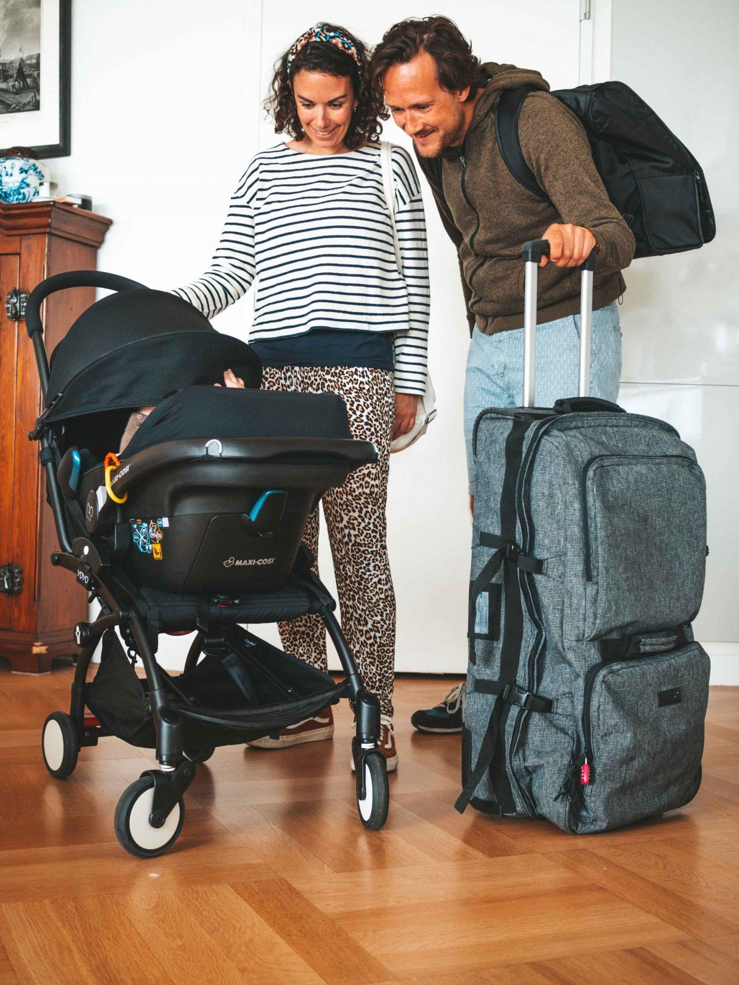 Baby's First Flight: Tips & Tricks