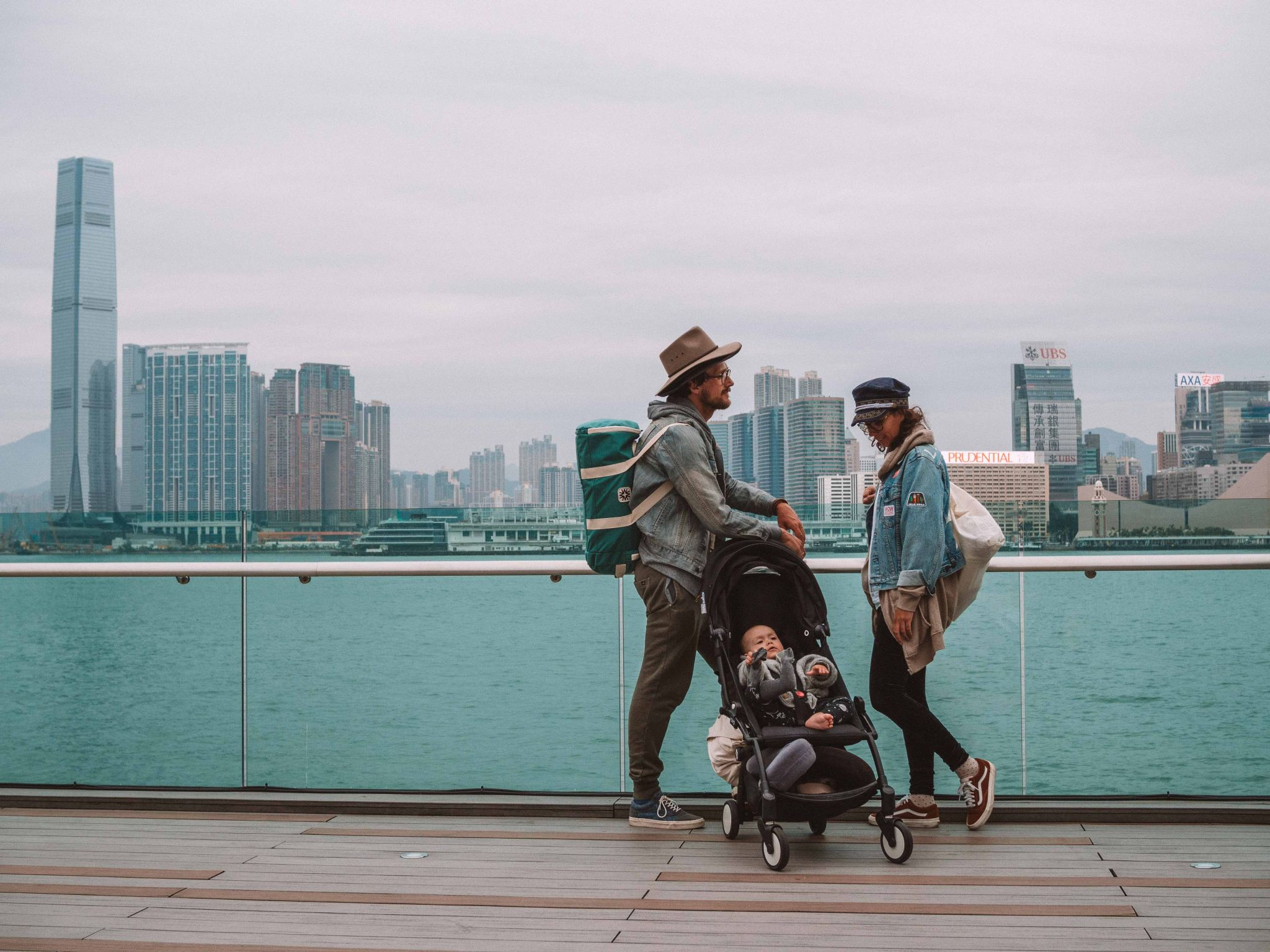 Hong Kong, Flying, Family Travel, Flying with kids