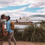 Australia, Flying, Sydney, Family Travel, Flying with kids, Sydney Opera House