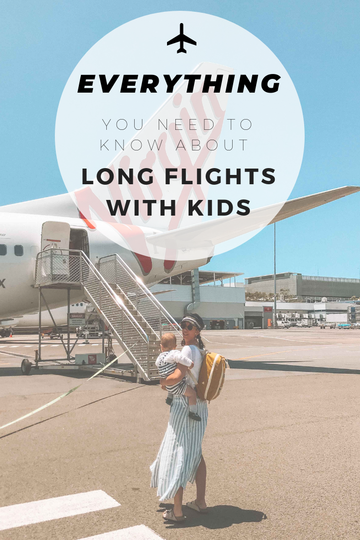 Traveling with kid, Family Travel, Flying with kids, Long flights with kids, Australia, Sydney, Virgin Airlines